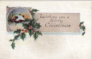 Joan11Christmas Post Card