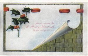 Joan12Christmas Post Card
