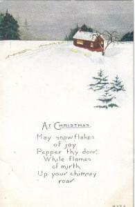 Joan13Christmas Post Card