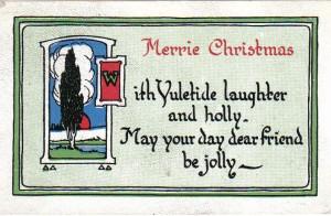 Joan14Christmas Post Card