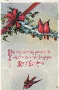 Joan1Christmas Post Card