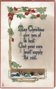 Joan4hristmas Post Card