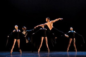 Atlantic Ballet Theatre of Canada perform in Miramichi on Tuesday March 25, 2014.