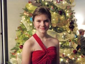 Jules Keenan, age 12.