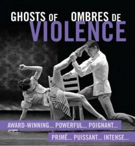 Atlantic Ballet Theatre of Canada presents Ghosts of Violence.