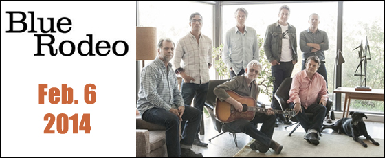 Casino New Brunswick presents Blue Rodeo