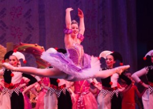 The Nutcracker Ballet runs from December 6th-8th at the Capitol Theatre in Moncton.