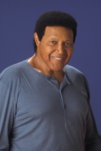 Chubby Checker performs at Casino NB in Moncton on April 24, 2014.