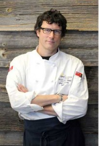 Chef Jamie Kennedy