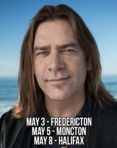 Alan Doyle's new album drops January 20th, 2015.