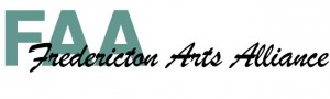 The FAA has been committed to supporting artists and the arts in the Fredericton region since 1999.