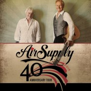 An Evening with Air Supply in Moncton