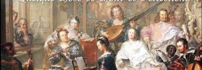 La Tour Baroque Duo Album Launch Sunday in Moncton