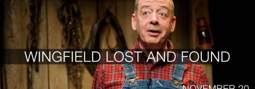 Wingfield Lost & Found in Saint John November 20th