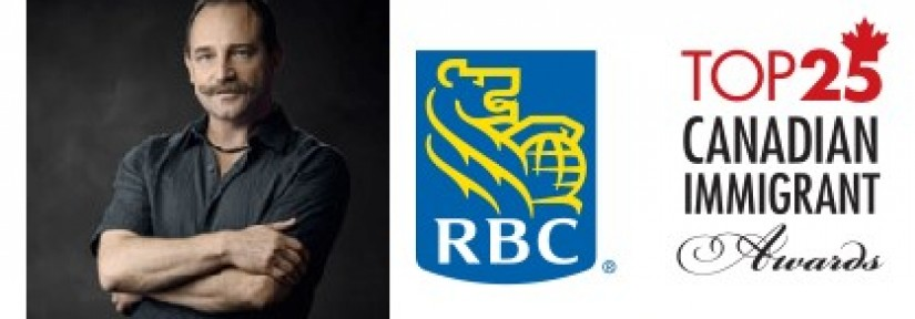 Igor Dobrovolskiy Nominated for RBC Top 25 Canadian Immigrant Awards