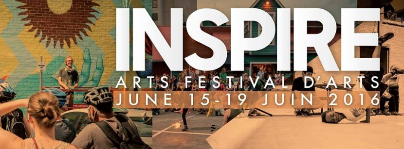 Festival Inspire Back in Streets of Greater Moncton
